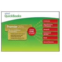 Intuit QuickBooks Premier Industry Editions 2014 (PC)