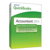 Intuit QuickBooks Accountant 2014 (PC)