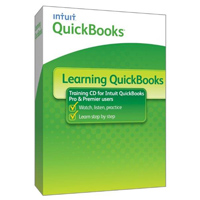 Intuit Learning QuickBooks for Windows 2014 (PC)