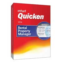 Intuit Quicken Rental Property Manager 2014 (PC)