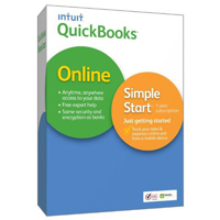 Intuit 2014 QuickBooks Online Simple Start (PC/Mac)