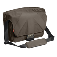 "Manfrotto Unica VII Messenger DSLR Bag Fits screens up to 15.4"" - Cord"