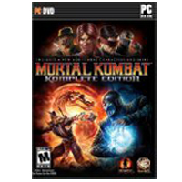 Warner Mortal Kombat Komplete Edition (PC)