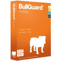 Bullguard Anitvirus 2013 1-PC, 1-Year (PC)