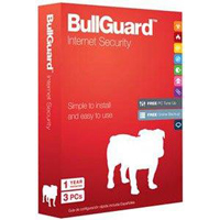 Bullguard Internet Security 2013 3-PCs, 1-Year (PC)