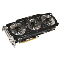 Gigabyte NVIDIA GeForce GTX 760 2048MB GDDR5 PCIe 3.0 x16 OC Video Card