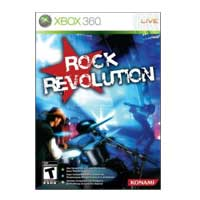 Konami Rock Revolution (Xbox 360)