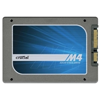 "Crucial M4 CT128M4SSD2 128GB SATA 6.0Gb/s 2.5"" Internal Solid State Drive (SSD) with Marvell Controller - Refurbished"