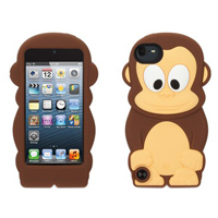 Griffin KaZoo Case for iPod touch 5th Generation - Brown