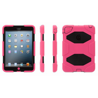 Griffin Survivor for iPad mini - Pink/Black