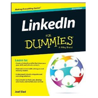 Wiley LINKEDIN FOR DUMMIES 3/E