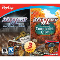 Encore Software Mystery P.I. 2-Pack (PC)