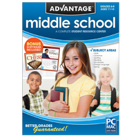 Encore Software Middle School Advantage (PC/MAC)