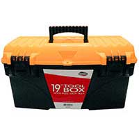 "Shaxon SHX-TB19 19"" Tool Box with Pullout Tray"