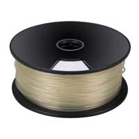 Velleman Natural 3mm PLA Filament 1kg/2.2lbs