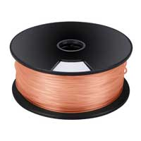 Velleman Red 3mm PLA Filament 1kg/2.2lbs