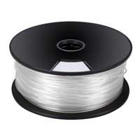 Velleman White 3mm PLA Filament 1kg/2.2lbs