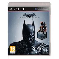 Warner Brothers Batman: Arkham Origins (PS3)
