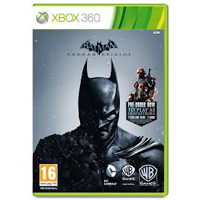 Warner Brothers batman: Arkham Origins (Xbox 360)