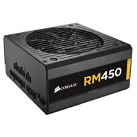 Corsair RM Series RM450 Watt Modular ATX Power Supply