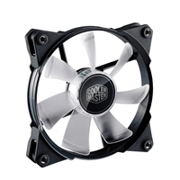 Cooler Master JetFlo 120mm White Computer Case Fan