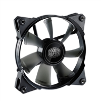 Cooler Master JetFlo 120mm Black Computer Case Fan