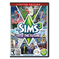 Electronic Arts The Sims 3: Into the Future (PC/Mac)