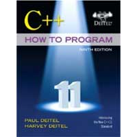 Sams C++ HOW TO PROGRAM 9/E
