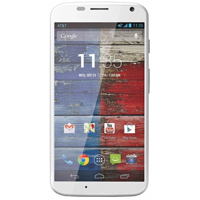 Motorola Moto X - White (Verizon)