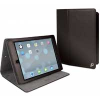 Cygnett Archive Classic Folio Cover with Stand for iPad Air - Black