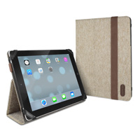 Cygnett Node Folio Cover for iPad Air - Brown
