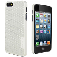 Cygnett UrbanShield Carbon Fiber Case for iPhone 5/5s - White