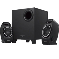 Creative Labs A250 2.1 Channel Speaker System