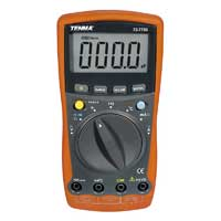 Tenma 5,999 Count 3-3/4 Digit Multimeter DMM w/RS-232
