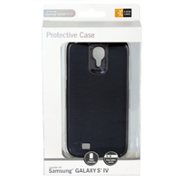 Bytech Smooth Silk Case for Samsung Galaxy S 4 - Navy