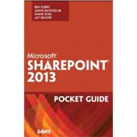 Sams SHAREPOINT 2013 POCKET GD