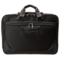 SOLO Executive Smart Strap Briefcase fits Screens up to 17.3""