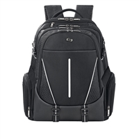 "SOLO Active Backpack fits Screens up to 17.3"" - Black"