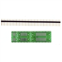 Schmartboard Inc. EZ 1.27mm Pitch SOIC to DIP Adapter