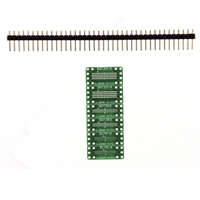 Schmartboard Inc. EZSOT 23 & SC70 SMT to DIP Adapter