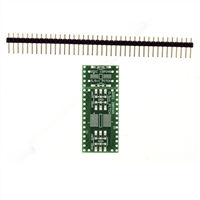 Schmartboard Inc. EZ0.5mm Pitch SOIC to DIP adapter