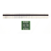 Schmartboard Inc. ez 0.635mm Pitch SOIC to DIP adapter