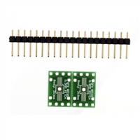 Schmartboard Inc. EZ 0.5mm Pitch 8 Pin DFN to DIP adapter