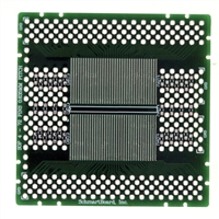 "Schmartboard Inc. SOP 4 - 72 Pins 0.635mm Pitch 2"" X 2"" Grid EZ Version"