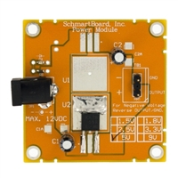 Schmartboard Inc. 5 Volt Populated Single Voltage Regulated Power Module