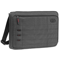 "Ogio Consul Laptop Case fits Screens up to 15"" - Black Pindot"