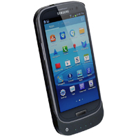 Digipower Power Case for Samsung Galaxy S III - Black