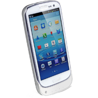 Digipower Power Case for Samsung Galaxy S III - White