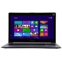"ASUS S500CA-SI30401U 15"" Ultrabook - Black Hairline Aluminum"