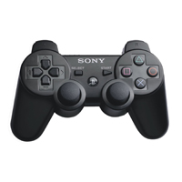 Sony DualShock 3 Wireless Controller Black